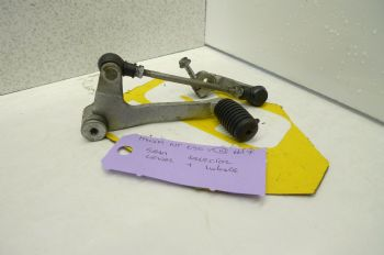 HONDA NT650 V DEAUVILLE.  GEAR SELECTOR LEVER + LINKAGES.  #7   (67-C)